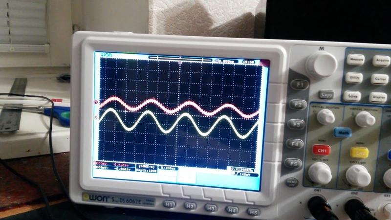 Сравнение активного и пассивного фильтров для АС