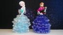 Decoracion de Elsa and Ana
