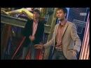 Кирилл Бабанов и Евгений Воронецкий - Бабанов-шоу . Рубрики в Бабанов-шоу (УЛ 109, 1 раунд)