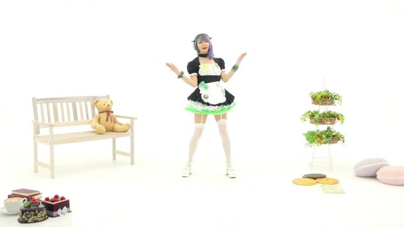 【Chika】バレンタイン・キッス【踊ってみた】
