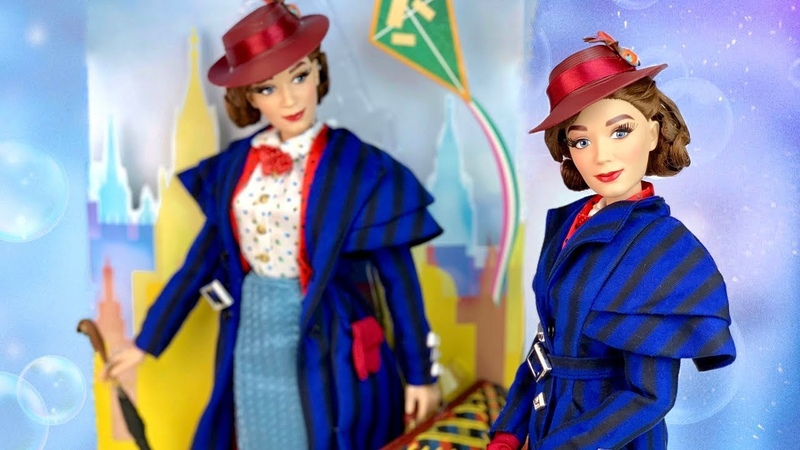 Mary Poppins Returns - 16' Limited Edition Doll by Disney Store