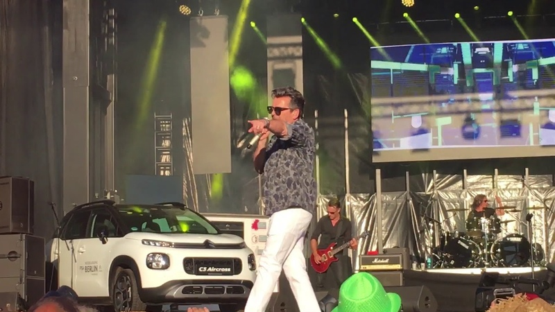 Thomas Anders - Brother Louie - Schlager Hammer 14.07.2018