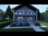 Проект дома в Роднике Архитектурная компания