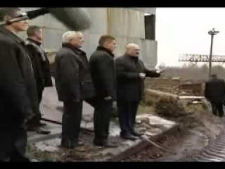 Лукашенко устроил разнос чиновникам.
