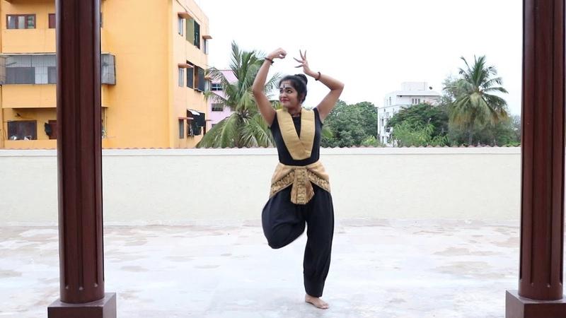 Shiva Tandava Stotram Classical Dance Bharatanatyam
