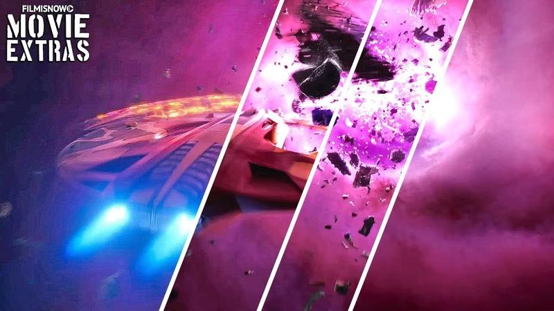 «Тор: Рагнарек» (Thor: Ragnarok) - VFX Breakdown by Digital Domain