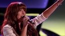 Christina Grimmie sings 'Wrecking Ball' The Voice Blind Auditions