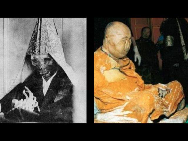 SOKUSHINBUTSU | Japanese Monks that Self-Mummify