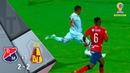 🇨🇴 2018 Liga Aguila-2 Полуфинал 1-й матч ⚽ Медельин 2 - 2 Депортес Толима