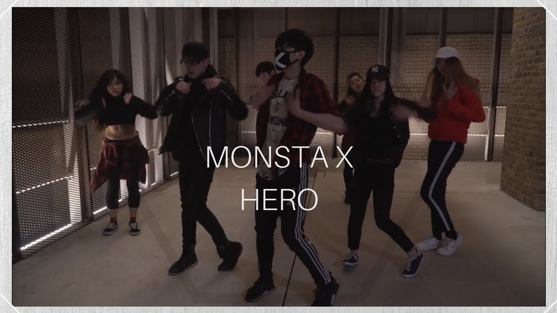 MONSTA X 몬스타엑스 HERO 히어로 Dance Cover by Paradox