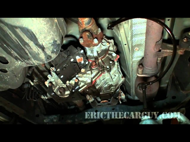 2004 Toyota 4Runner Driveline Service -EricTheCarGuy