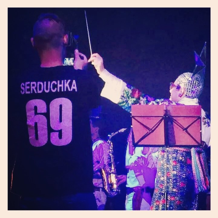 Андрей Данилко концерт в Одессе City Center