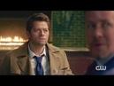 Демоны избивают Кастиэля. Бобби тренирует Джека. Salavdi Сверхъестественное 14 сезон 1 серия.