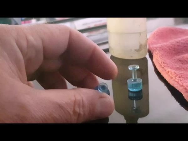 PDR KEKO DEAD CENTER GLUE TABS - работа новыми грибками