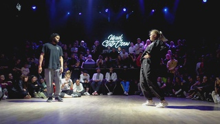 Miracle vs Ponka Hip Hop Vibe 2018 SEMIFINAL 1vs1 | Danceproject.info