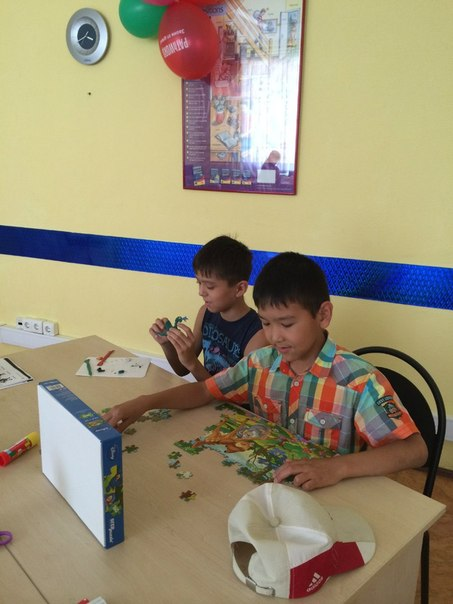 языковой лагерь в Атырау