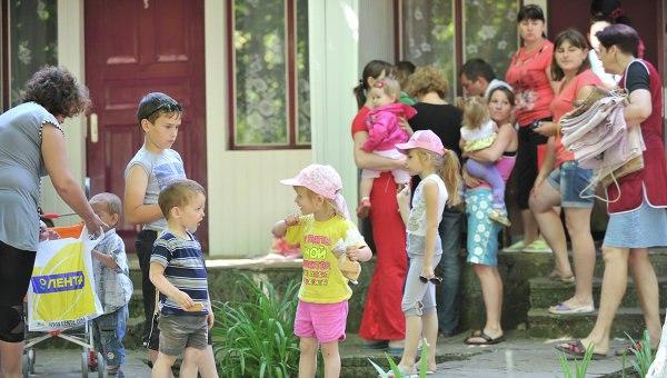 Администрация Таганрога проводит перепись беженцев, прибывших в город из Украины