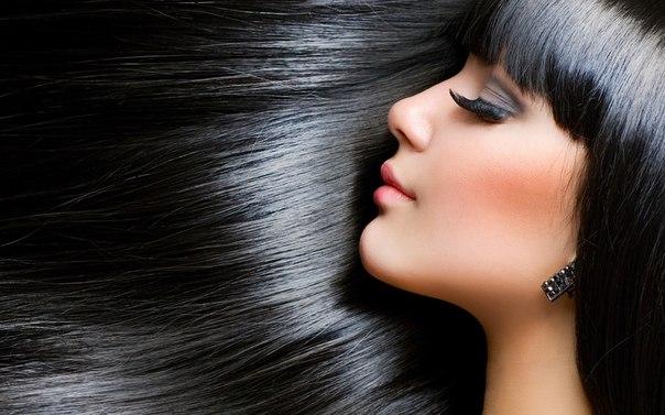 чёрный цвет волос это брюнетка: