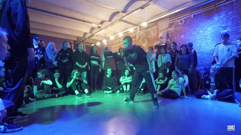Kirex vs Ermak Jr (14 FINAL) || Hip-Hop BEG. || PARTIYA BATTLE