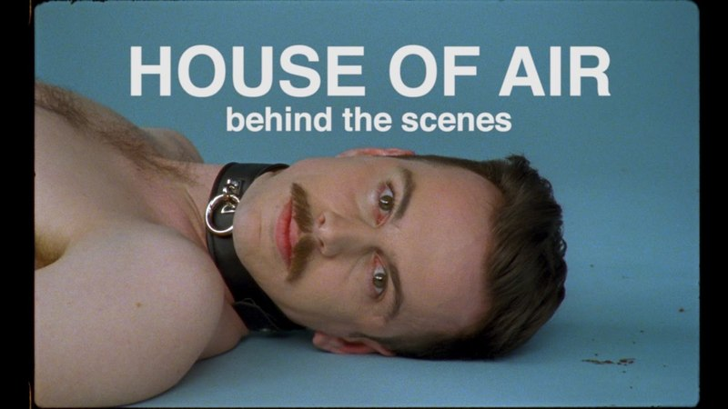 BEHIND THE SCENES: Brendan Maclean - House of Air (С РУССКИМИ СУБТИТРАМИ)