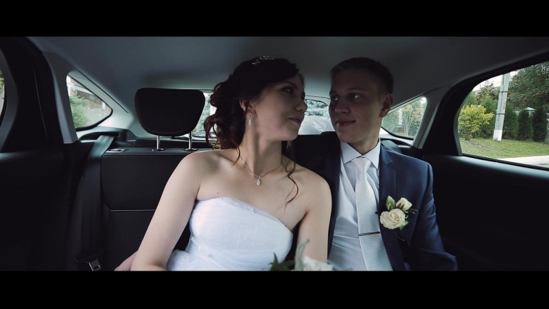 10.09.2015 Wedding Clip Виктор и Евгения