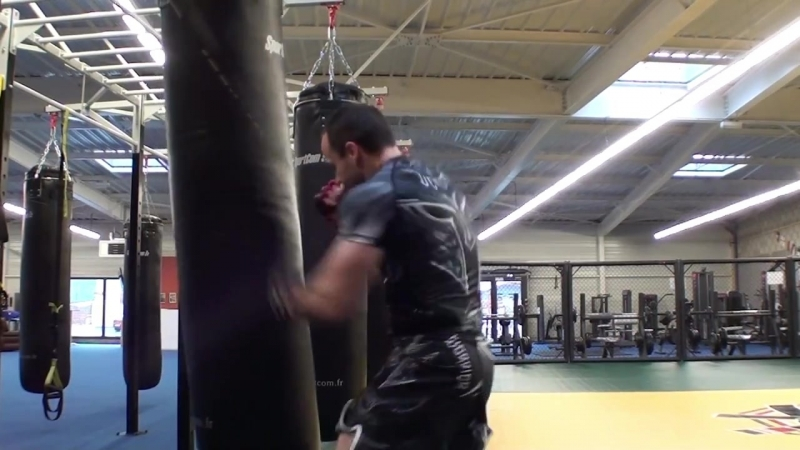 MMA Training Motivation Move Again Venum