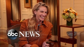 'GMA' Hot List: Julia Roberts reacts to Meghan Markle's comment