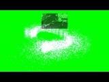 Jump- Волшебный переход. Футаж хромакей Green screen.