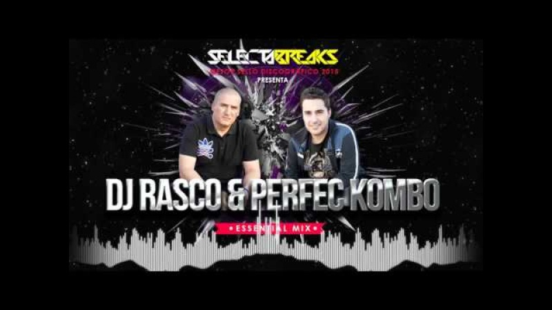 Dj Rasco Perfect Kombo @ Selecta Breaks Records [Essential 2016 Mix]