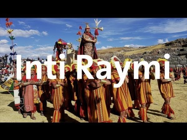 Este es el Inti Raymi la gran fiesta del sol en Cusco Alan por el mundo Perú 18