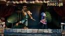 Pinocchio - Dance lessons