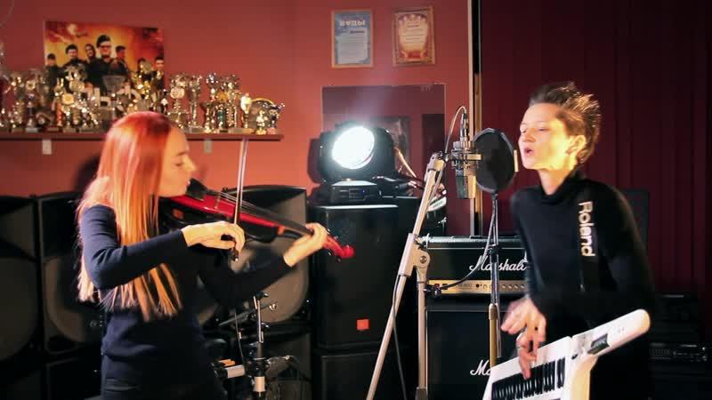 Земфира -Снег (cover duet TOBEAT- violin/ piano/ beatbox)