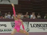 Alina Kabaeva 1999 EC Budapest AA hoop
