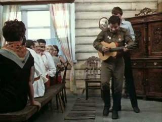 Песня солдата - Геннадий Крашенинников