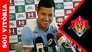 O Vitória está negociando com jogador do Fluminense