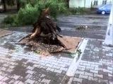 Ураган в Одессе 31-05-2013-ЦЕНТРА НЕТ