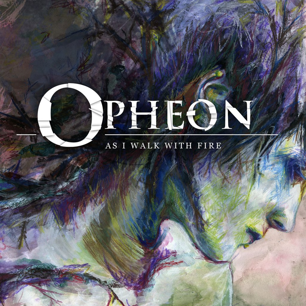 Opheon - As I Walk With Fire (EP) (2015)