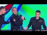 КВН 2017 Премьер лига - Третья однавосьмая - Подъём! (сборная МВД России)