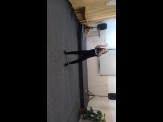 Танец в березку