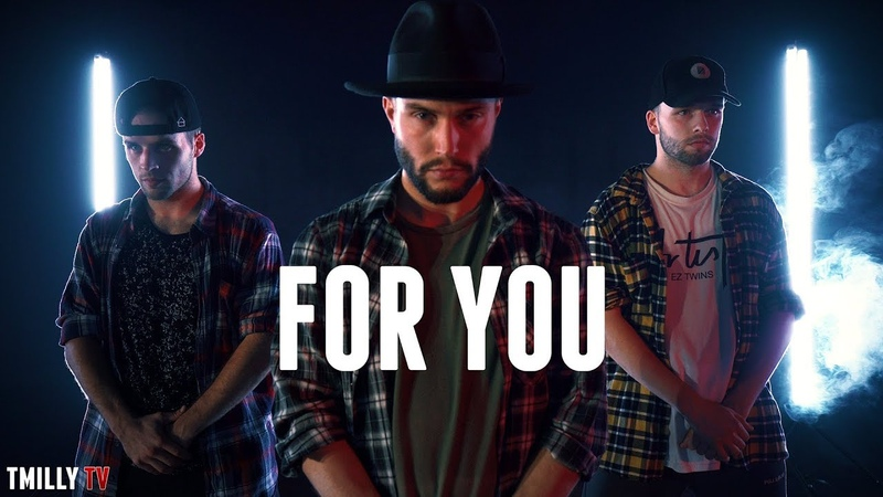 Ramzoid - FOR YOU ft Hail Luna - Dance Choreography by Tobias Ellehammer EZtwins - TMillyTV