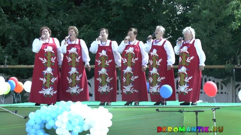 Рябинушка - Калина-рябина - День села МЕЗЕНСКОЕ 12.8.2018