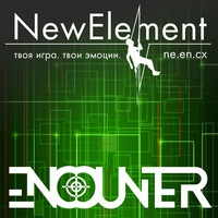 Логотип NewElement ENCOUNTER / Самара / Ночные квесты