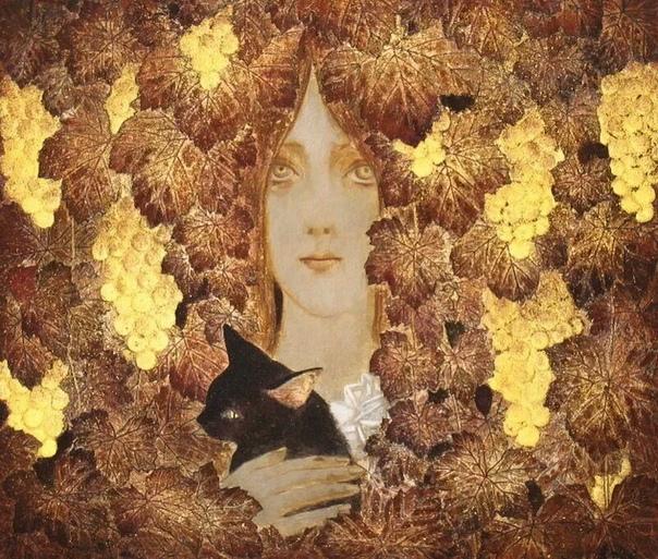 Масааки Сасамото современный самобытный художник из Японии Он родился в 1966 году в Токио. Окончил Токийский национальный университет изящных искусств и музыки японской живописи. В 1990 году на