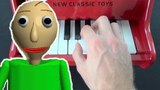 BALDI'S BASICS THEME (CAT PIANO VS NINTENDO LABO VS 5$ PIANO)