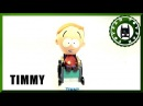 Башкотряс Тимми Южный парк / bobblehead Timmy South Park figure от Funko обзор (RUS Review)