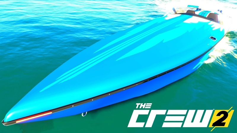 THE CREW 2 GOLD EDiTiON (TUNiNG) PROTO OFFSHORE MK1 PART 227 ...