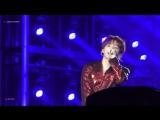 180826 LOVE YOURSELF in SEOUL - Trivia 轉 Seesaw 슈가 직캠 SUGA FOCUS (4K)