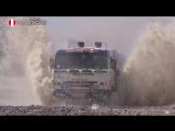 Россияне победили на втором этапе ралли «Дакар»