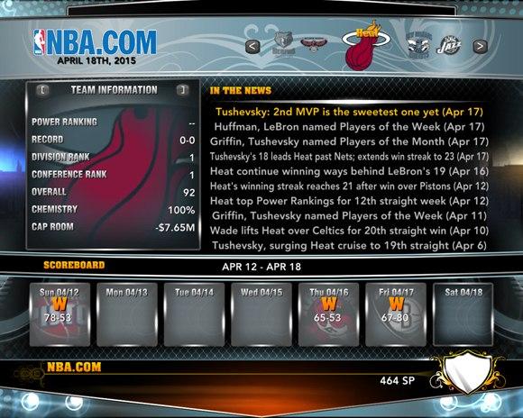 kinGnik MVP NBA2K13