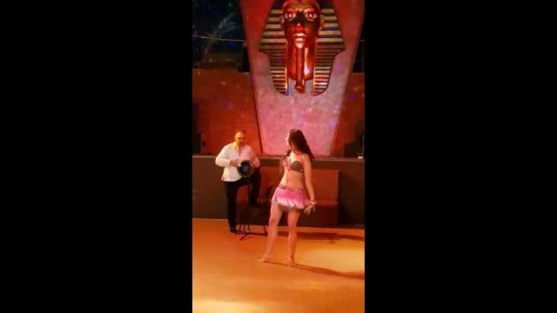 Ossama Shahin tabla solo improvisation in Riga